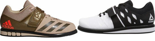 buy beige weightlifting shoes for men and women