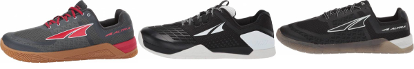 buy black altra training shoes for men and women
