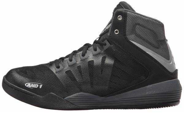 buy black and 1 basketball shoes for men and women