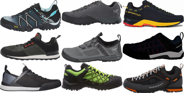 buy black approach shoes for men and women