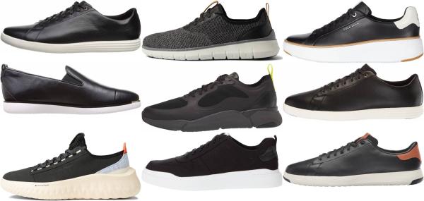 buy black cole haan sneakers for men and women