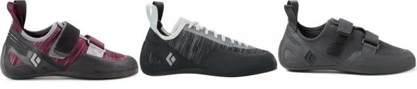 buy black diamond beginner climbing shoes for men and women