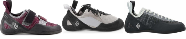 buy black diamond comfort fit climbing shoes for men and women