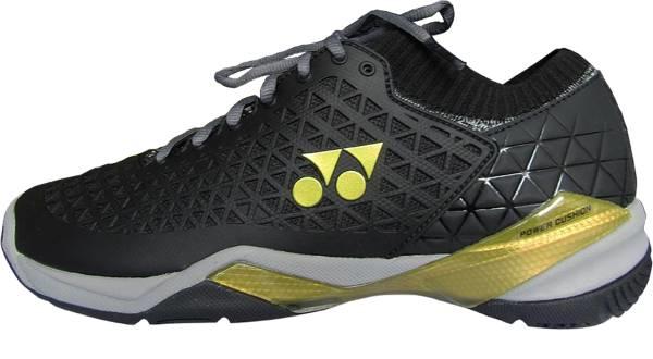 buy black x-wide badminton shoes for men and women