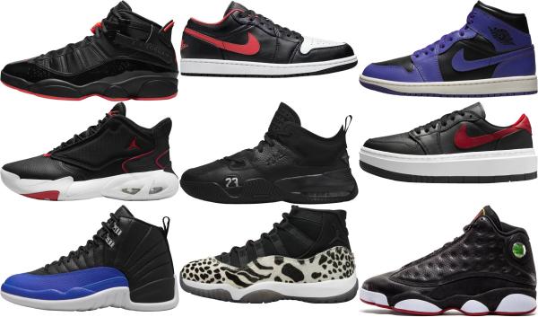 20 Black Jordan sneakers - Save 10% | RunRepeat
