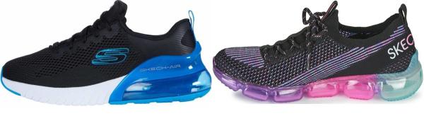 buy black memory foam sneakers for men and women
