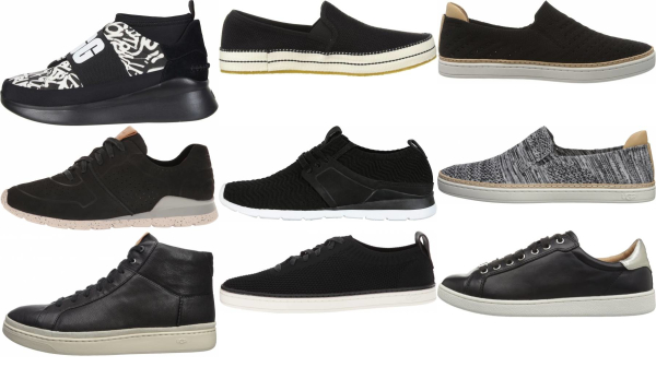 buy black ugg sneakers for men and women