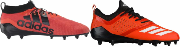 buy blue adidas football cleats for men and women