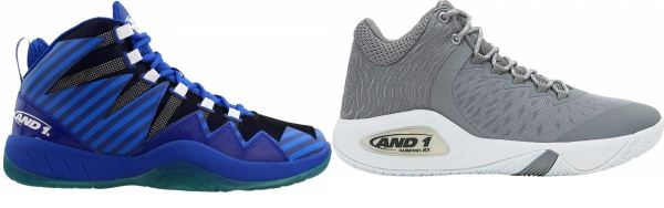 buy blue and 1 basketball shoes for men and women