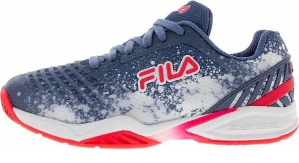 buy blue fila tennis shoes for men and women