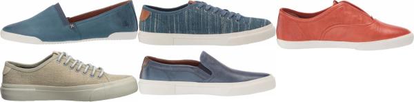 buy blue frye sneakers for men and women