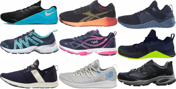 buy blue gym shoes for men and women