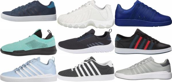 buy blue k-swiss sneakers for men and women