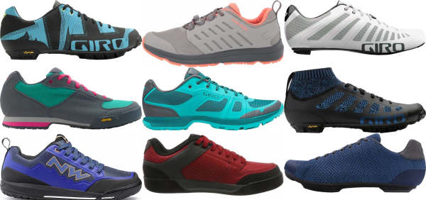 buy blue lace cycling shoes for men and women
