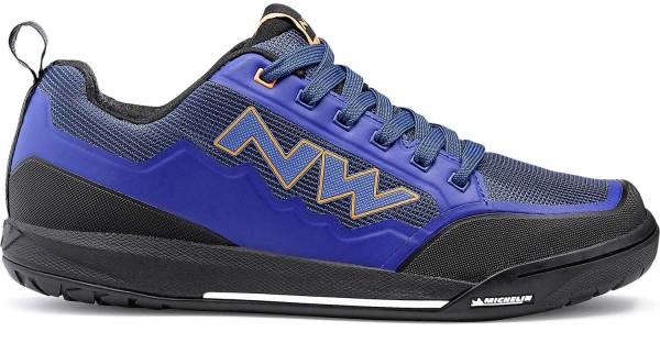 buy blue northwave cycling shoes for men and women