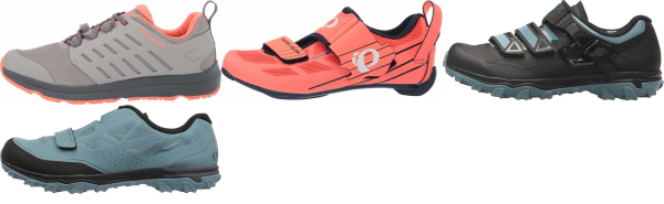 buy blue pearl izumi cycling shoes for men and women