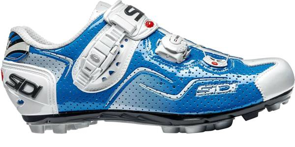 buy blue sidi heel cup cycling shoes for men and women