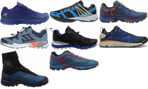 buy blue speed hiking shoes for men and women