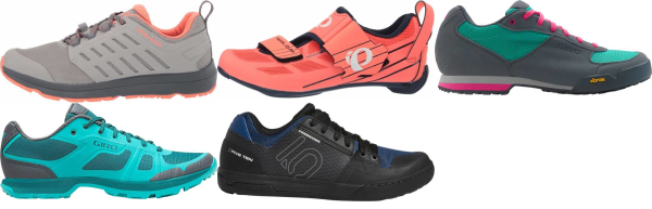 buy blue synthetic/mesh upper cycling shoes for men and women