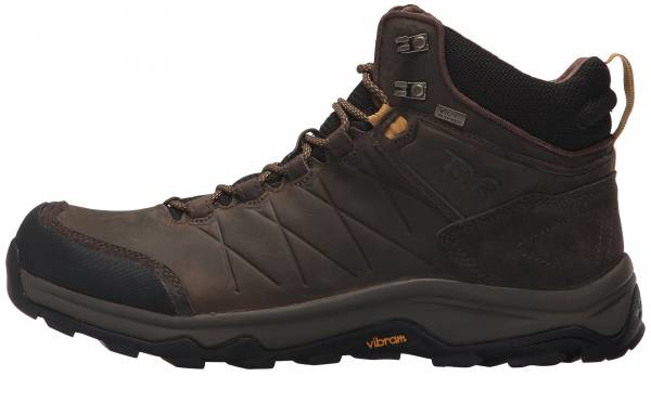 buy blue teva hiking boots for men and women
