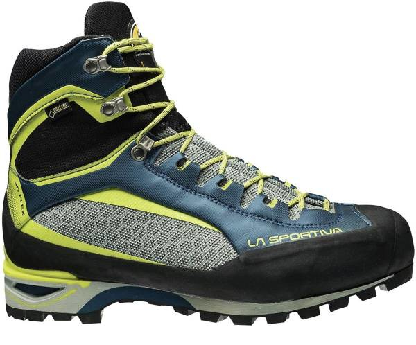 buy blue vegan mountaineering boots for men and women