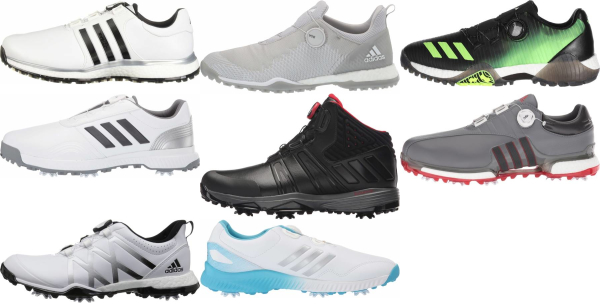 buy boa adidas golf shoes for men and women