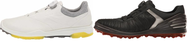 buy boa ecco golf shoes for men and women
