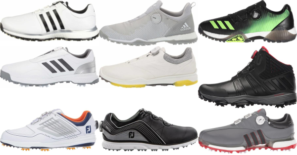 buy boa golf shoes for men and women