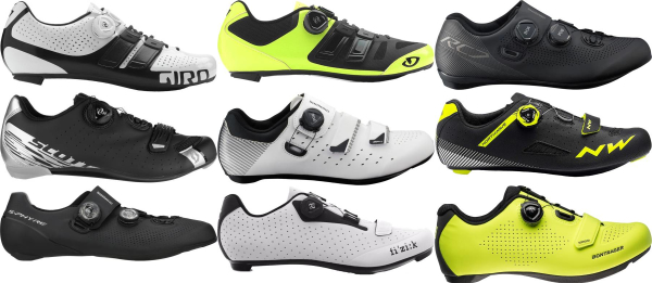 buy boa road cycling shoes for men and women