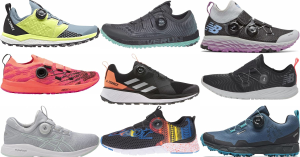 buy boa running shoes for men and women
