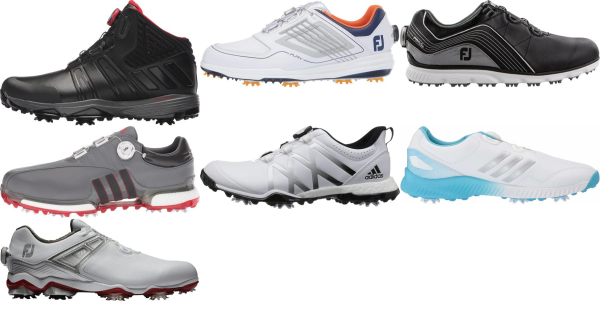 buy boa spiked golf shoes for men and women