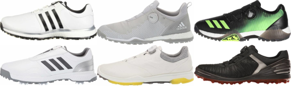 buy boa spikeless golf shoes for men and women