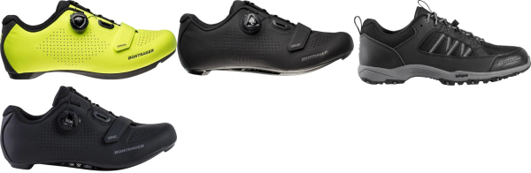buy bontrager cycling shoes for men and women