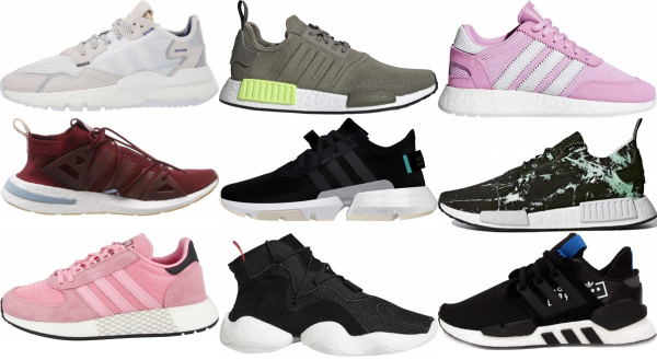 buy boost sneakers for men and women