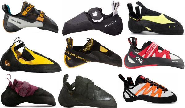 buy bouldering climbing shoes for men and women