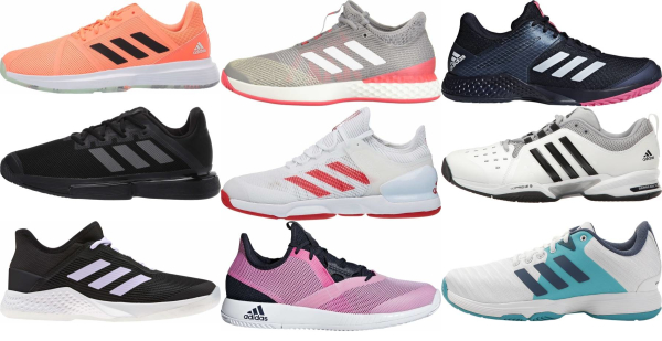 buy breathable adidas tennis shoes for men and women