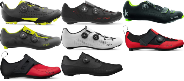 buy breathable fizik cycling shoes for men and women