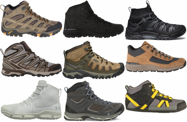 buy breathable hiking boots for men and women