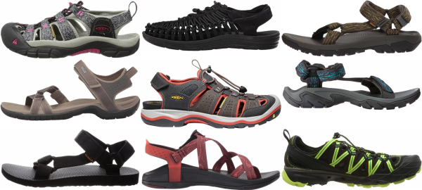 buy breathable hiking sandals for men and women
