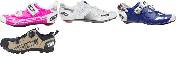 buy breathable sidi cycling shoes for men and women