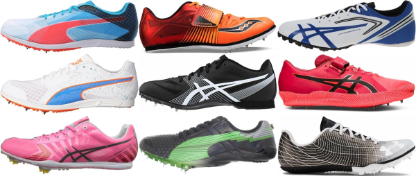 buy breathable track & field shoes for men and women