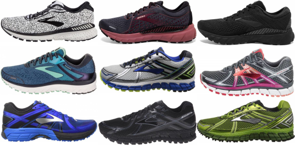 buy brooks adrenaline running shoes for men and women