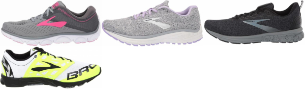buy brooks cheap running shoes for men and women
