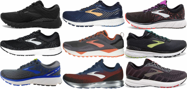 buy brooks daily running shoes for men and women