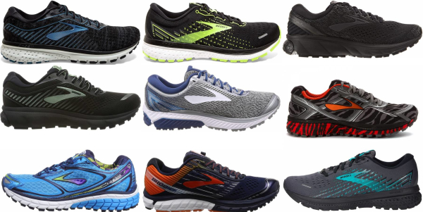 buy brooks ghost running shoes for men and women