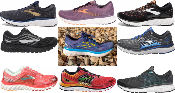 buy brooks glycerin running shoes for men and women
