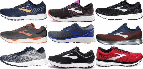 buy brooks high arch running shoes for men and women
