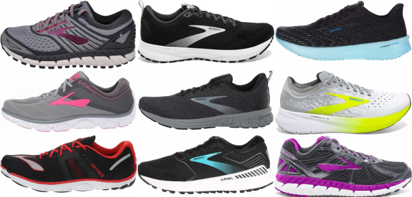 buy brooks lightweight running shoes for men and women