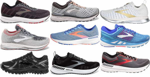 buy brooks overpronation running shoes for men and women