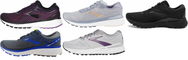 buy brooks plantar fasciitis running shoes for men and women
